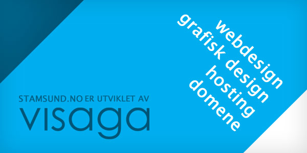 Visaga | webdesign - grafisk design - hosting - domene