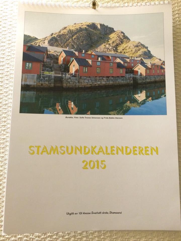 Grafikk: Stamsundkalenderen 2015 | Stamsund.no | Stamsund på Nett