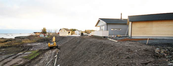 Nyheter på Stamsund.no - Hellesjyveien tomteområde