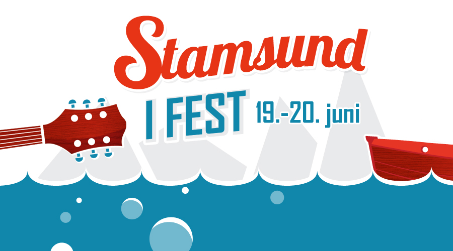 Grafikk: Velkommen til Stamsund i fest! | Stamsund.no | Stamsund på Nett
