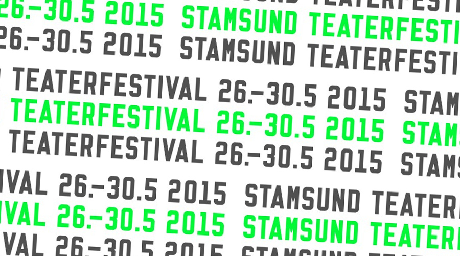 Grafikk: Stamsund Teaterfestival - 26.-30.5 2015 | Stamsund.no | Stamsund på Nett