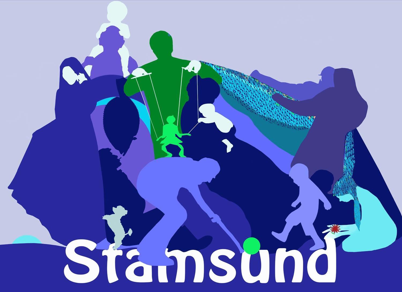 Grafikk: Sommer i Stamsund | Stamsund.no | Stamsund på Nett